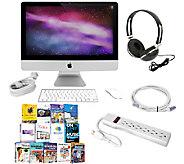 Apple 21.5 iMac 2.7GHz Core i5, 1TB HDD, 8GB w/ Accessories - E274556
