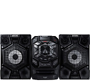 Samsung 230-Watt Bluetooth CD Giga Sound System - E282956
