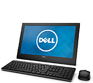 Dell 19 Inspiron Touch All-in-One - Intel, 4GB, 500GB HDD - E283756