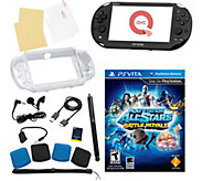 PS Vita Bundle with Battle Royale & 14-in-1 Kit - E287056