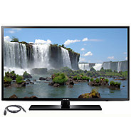 Samsung 40 Class 1080p LED Smart HDTV with HDMI Cable - E287356
