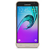 Boost Samsung Galaxy J3 with Car Charger and App Pack - E289656