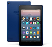 Ships 4/23 Amazon Fire 7 Tablet 8GB Quad-Core w/ Alexa & Voucher - E232057