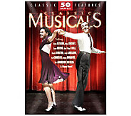 Classic Musicals - 50 Movies - 12-Disc DVD Set - E264257