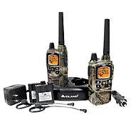 Midland GXT895VP4 42-Channel Camo GMRS Set o f2 Radios - E264557