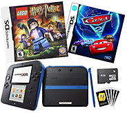 Nintendo 2DS Bundle with LEGO Harry Potter & Cars - E286457