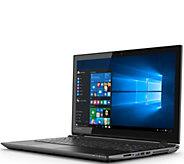 Toshiba 15 Touch Laptop - Intel i3, 4GB RAM, 750GB HDD - E287857