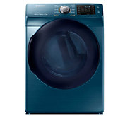Samsung 7.5 Cubic Foot Front-Load Electric Dryer - E289057