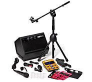 SingTrix Karaoke Machine w/ Auto Tuning & Sound Effects - E226958