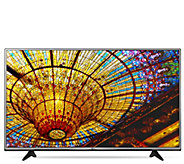 LG 43 Smart 4K LED TV with HDMI Cable and Software - E230158