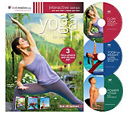 Yoga for Weight Loss -3 Disc Deluxe Set - E263158