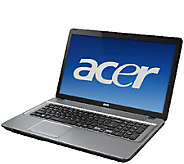 Acer Aspire 17 Laptop - Intel, 4GB RAM, 500GBHDD, Windows 7 - E282958