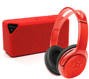 Bluetooth Speaker and Wireless Stereo Headset - E283458
