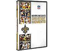 NFL Greatest Moments: New Orleans Saints DVD - E284758