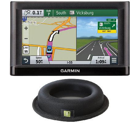 garmin nuvi 65lmt 6 gps with map traffic updates. Black Bedroom Furniture Sets. Home Design Ideas