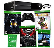Xbox One 1TB Bundle with 4 Games - E287058