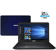 ASUS 15 Laptop - Windows 10, Core i5, 1TB HDD& Software - E287458