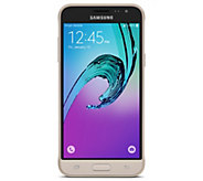 Virgin Samsung Galaxy J3 with Car Charger and App Pack - E289658