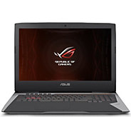 ASUS ROG 17.3 Gaming Laptop - i7 32GB GTX 1070OC Edition - E290058