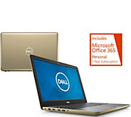 Dell 17 Laptop AMD-FX QuadCore 8GB RAM 1TB HDD Backlit Keys, Tech & Office - E231159