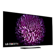 LG 55 OLED 4K Ultra HD Smart TV with App Pack - E231559