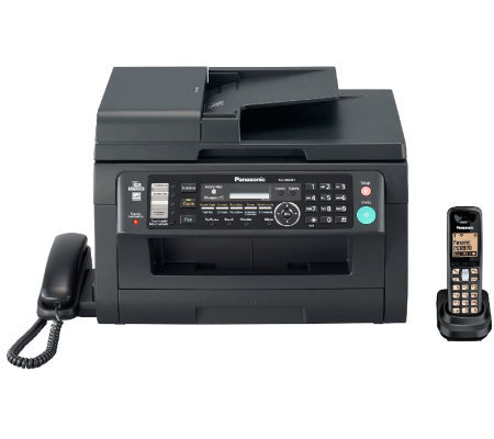 Panasonic 8-in-1 Laser Multi-Function Communication Center