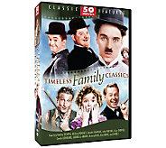 Timeless Family Classics - 50 Movies - 12-DiscDVD Set - E264259
