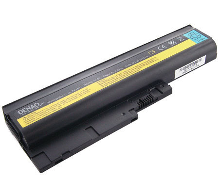 Denaq 6 Cell Laptop Battery   IBM ThinkPad —