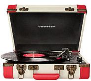 Crosley Executive Portable USB 3-Speed Turntable - E282159