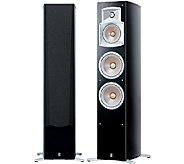 Yamaha Floor-Standing Speaker System - E285459