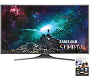 Samsung 50 Class LED 4K SUHD Smart TV with AppPack - E288359