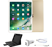 Apple iPad Pro 12.9 64GB Wi-Fi with BluetoothKeyboard & More - E291859