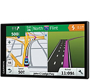 Garmin DriveSmart 61 LMT-S 6 GPS Navigator with Lifetime Maps - E293959