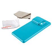 DreamGear DSi Flash Cover 4-in-1: Blue - Nintendo DSi - E202060