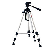 DigiPower 53 Tripod with Three-Way Pan Head - E243960