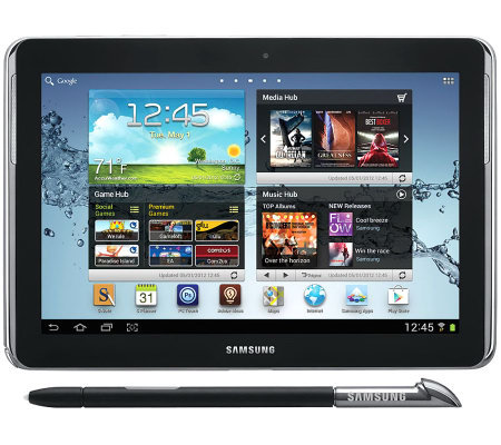 samsung 10 1 32gb galaxy note tablet with s pen. Black Bedroom Furniture Sets. Home Design Ideas