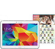Samsung 16GB 10.1 Galaxy Tab 4 with Home App Suite - E280960