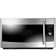 Samsung 1.7 Cubic Foot Over-the-Range Convection Microwave - E285860
