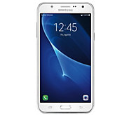 Boost Samsung Galaxy J7 with Car Charger, App Pack, and Case - E289660