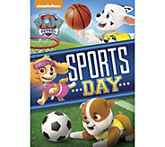 PAW Patrol: Sports Day DVD - E290760