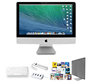 Apple iMac 27 w/ Software Suite, Screen Cover, Overlay & Accessories - E230861