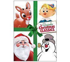 Original Christmas Classics Gift Set 2-Disc DVDSet