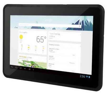 "XO Vision Ematic Genesis Prime 7"" 4GB Tablet -Android 4.1"