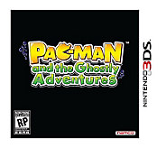 Pac-Man and the Ghostly Adventures - Nintendo 3DS - E274061