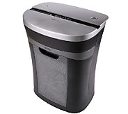 Royal ST140MX 14-Sheet Crosscut Paper Shredder w/ Pullout Bin - E227862