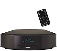 Bose Wave Music System IV with CD Slot & Dual Alarm - E228962