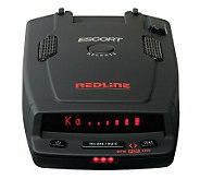 Escort RedLine Dual Antennae Radar w/ Traffic Sensor Rejectio - E268062