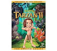Tarzan II - DVD - E269362