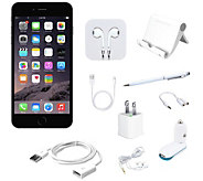 Apple iPhone 6 Plus 16GB Unlocked Smartphone w/ Accessories - E286662