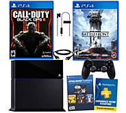 Sony PS4 Star Wars Battlefront Bundle with COD:Black Ops III - E287062